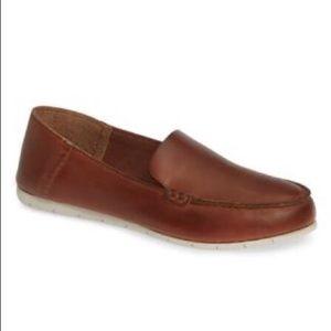 Frye Sedona Venetian flat moc loafers